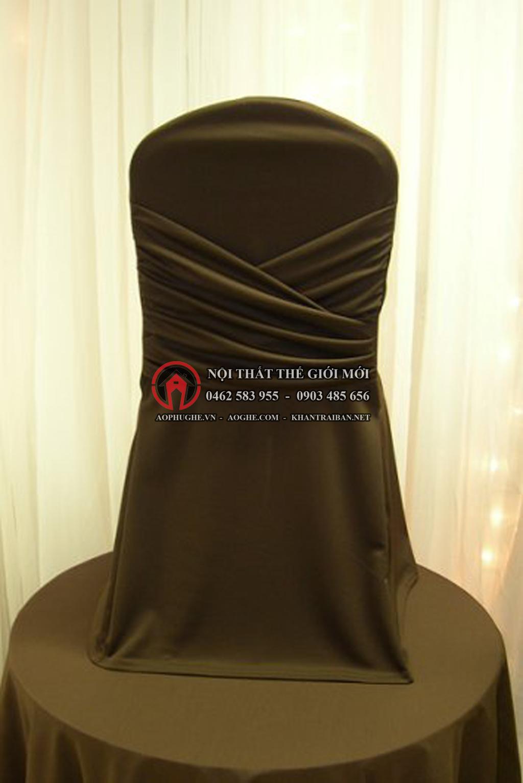 áo ghế hội thảo