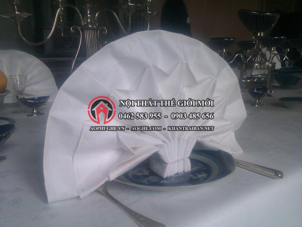 khan napkin nha hang